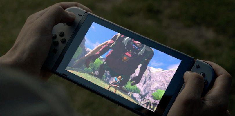 Nintendo Switch ha un limite massimo di screenshot salvabili nel sistema e nella microSD