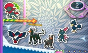 nintendo badge arcade weavile e amici