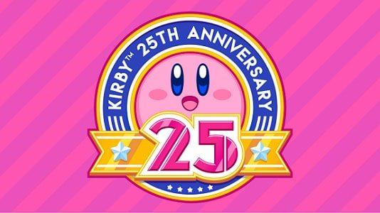 25° anniversario Kirby