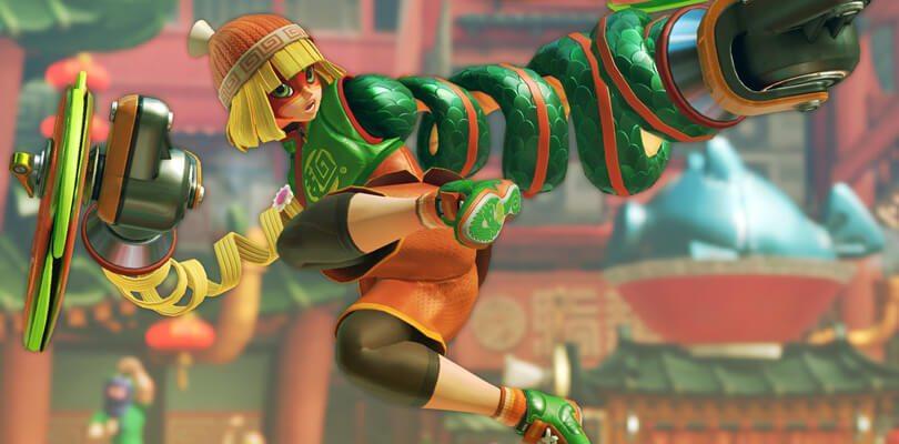 Svelate nuove informazioni su ARMS durante il Nintendo Direct
