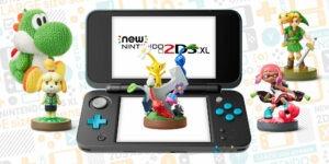 Amiibo New Nintendo 2DS XL