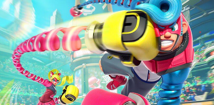 Il nuovo aggiornamento di ARMS bilancia le abilità di alcuni personaggi