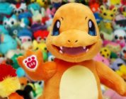 Torna l'amatissimo peluche di Charmander da Build-a-Bear Workshop