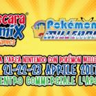 Pokémon Millennium e Cydonia ti aspettano al Pescara Comix & Games dal 21 al 23 aprile!