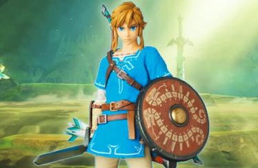 In arrivo una magnifica figure di Link nel 2017