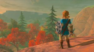 Uno degli splendidi panorami presenti nel videogioco