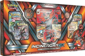 Incineroar GX Premium Collection