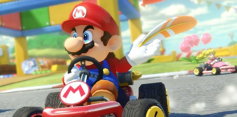 Mario Kart 8 Deluxe per Nintendo Switch battuto in votazione dalla versione originale per Wii U