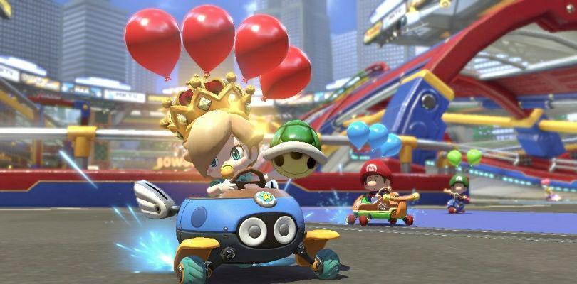 Baby Mario Mario Kart 8: Un Video Mostra Le Scene Introduttive Segrete Di Mario