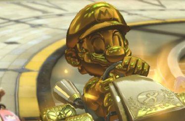 Svelato il personaggio di Mario Dorato e come ottenerlo in Mario Kart 8 Deluxe
