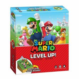 Monopoly Super Mario Level Up