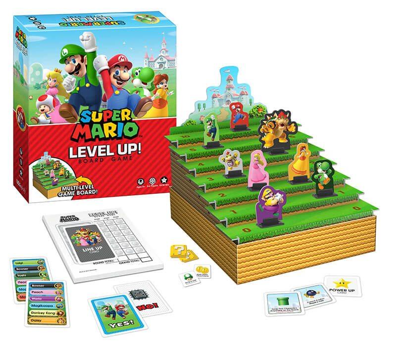 Monopoly Super Mario Regno dei Funghi