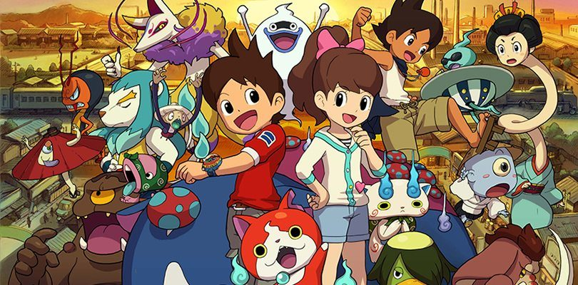 Le due versioni di Yo-Kai Watch 2 sono in testa alle classifiche italiane