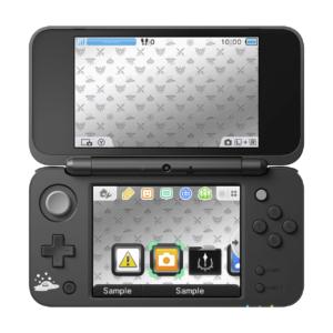 New Nintendo 2DS XL - Interno