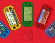 Ecco come potrebbe essere Nintendo Switch Mini