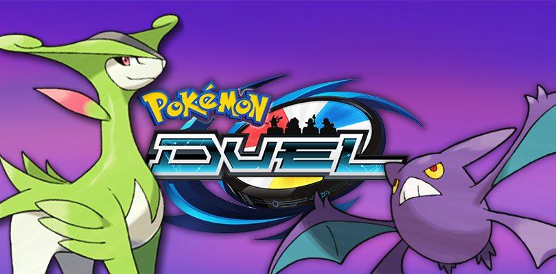Pokémon Duel si aggiorna con l'aggiunta di undici nuovi Pokémon