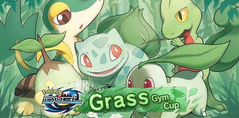 Arriva una nuova competizione di tipo Erba su Pokémon Duel