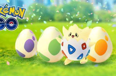 Boom di Uova schiuse in Pokémon GO durante il Festival dell'Uovo