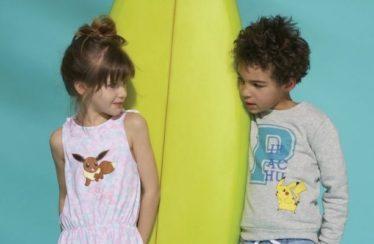 Una nuova linea di abbigliamento Pokémon presto disponibile nei negozi La Compagnie des Petits