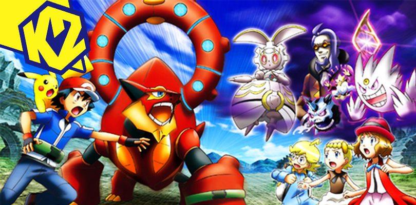 Il film Pokémon: Volcanion e la meraviglia meccanica in onda su K2 il 23 ottobre
