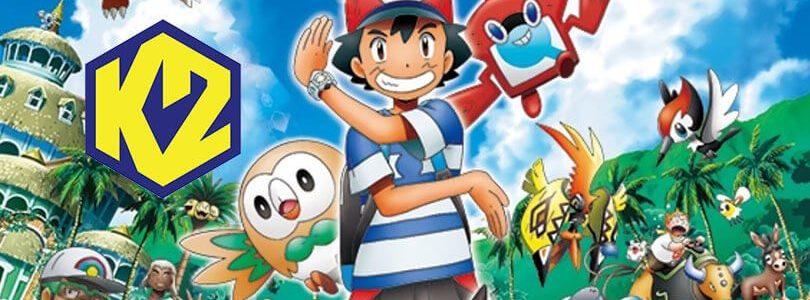 La serie animata Pokémon Sole e Luna arriva in Italia