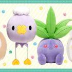 Una nuova linea e tanti articoli arrivano nei Pokémon Center giapponesi