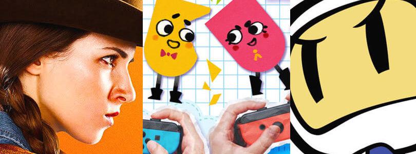 Nintendo rivela le vendite di 1-2-Switch, Snipperclips e Super Bomberman R