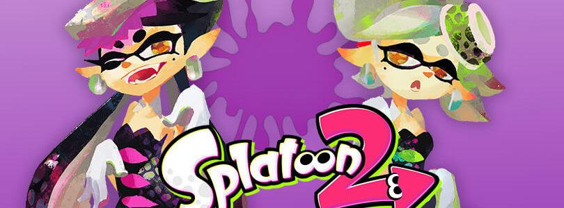 Svelato il primo capitolo della storia di Splatoon 2 con protagoniste le Sea Sirens