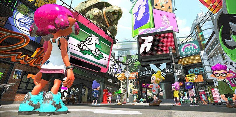 Svelato il prologo di Splatoon 2 per Nintendo Switch