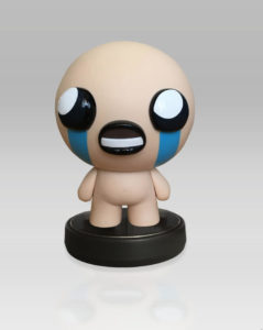 The Binding of Isaac amiibo