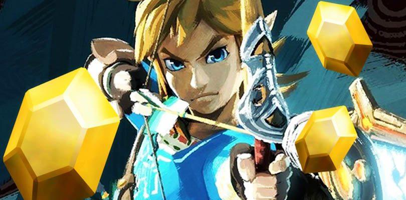 5 metodi per guadagnare Rupie in The Legend of Zelda: Breath of the Wild