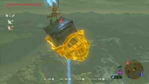 The Legend of Zelda - Carrello magnetico