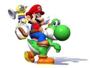 Yoshi-Mario