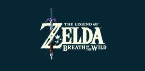 Zelda Breath of the Wild Logo