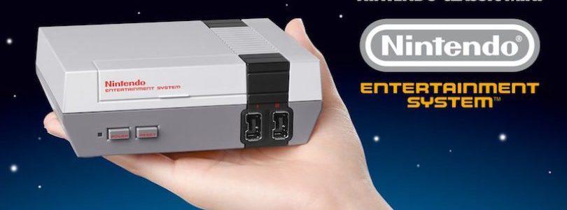 Nintendo ha svelato perché NES Classic Mini è fuori produzione