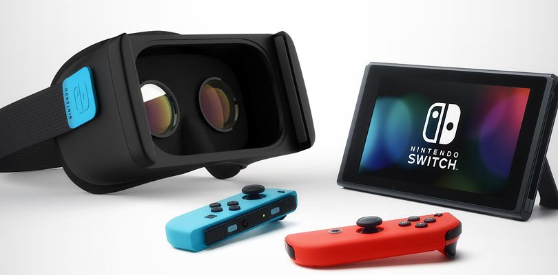 Nintendo Switch può supportare la realtà virtuale?