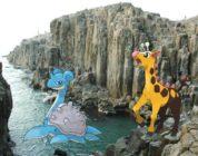 Pokémon GO azzera i suicidi dalla scogliera di Tojinbo nel 2017