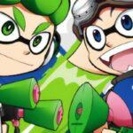 Il manga di Splatoon debutterà in Europa entro la fine dell'anno