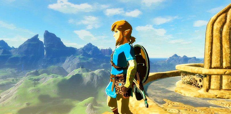 Zelda: Breath of the Wild è stato aggiunto alla timeline ufficiale della serie