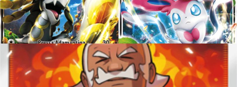Sylveon-GX, Koomo-o-GX e Hala dall'espansione Guardiani Nascenti