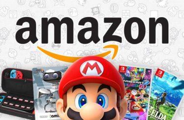 Ecco i prodotti Nintendo più interessanti in offerta su Amazon questa settimana!