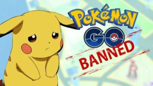 Ban Pokémon GO