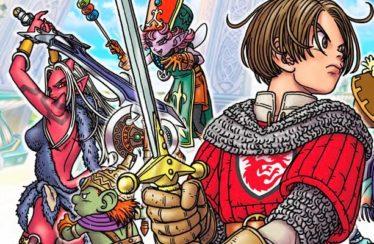 Dragon Quest X in arrivo su Nintendo Switch in Giappone il 21 settembre 2017