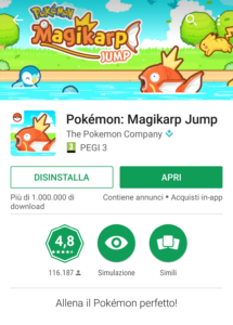 Magikarp Jump download Android