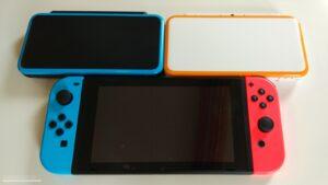New Nintendo 2DS XL - Nintendo Switch