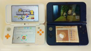 New Nintendo 2DS XL e New Nintendo 3DS XL