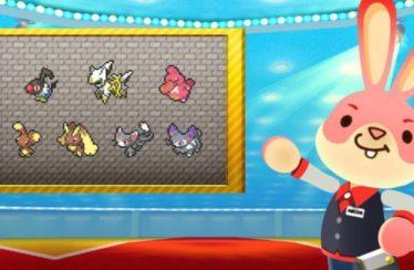 Nuovi stemmi pixellati e forme di Alola in Nintendo Badge Arcade
