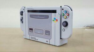 Nintendo Switch NES 1