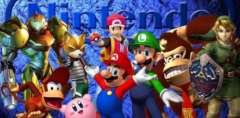 Acquistabili le t-shirt Nintendo di UNIQLO
