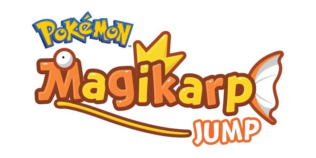 Pokémon Magikarp Jump logo